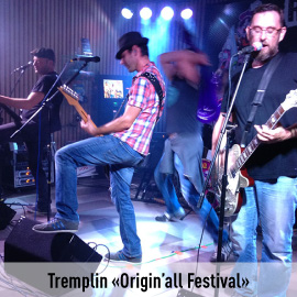 Origin'all Tremplin